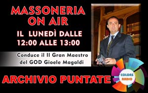 Massoneria on air archivio 300